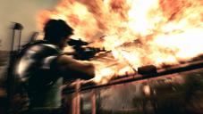 Actionspiel Resident Evil 5: Feuer