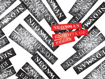 CD-Cover: Neonman – Knights of Error