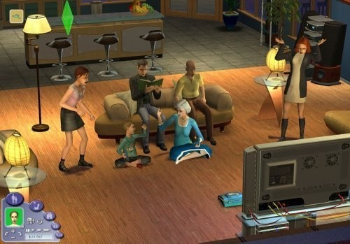 Simulation Die Sims 2: Screenshot