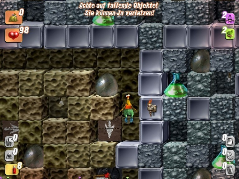 Screenshot 1 - Beetle Ju Gold – Kostenlose Vollversion
