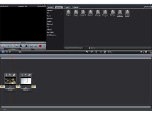 Testversionen Magix Video Deluxe 16