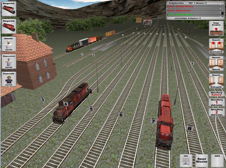 Simulation Spiele