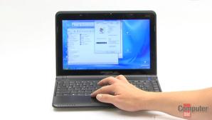 Video zum Test: Netbook Medion Akoya Mini E1312 (6-Zellen-Akku)
