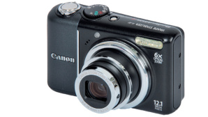 Video zum Testsieger: Digitalkamera Canon Powershot A2100 IS