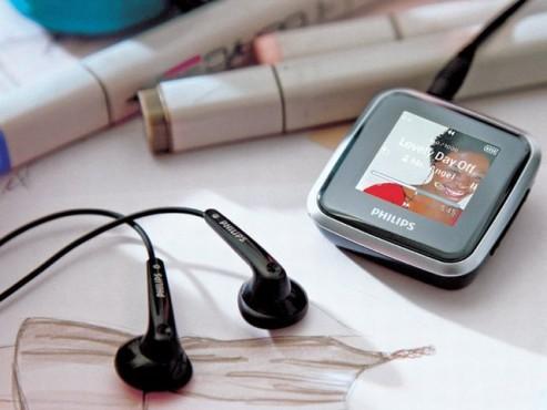 Test: MP3-Player