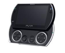 PSP Go: Front