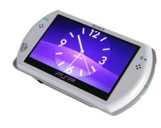 PSP Go: Weiß