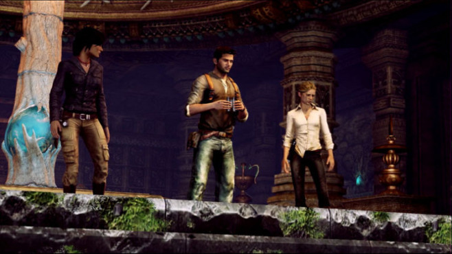 Komplettlösung Uncharted 2 – Among Thieves: Mitstreiter