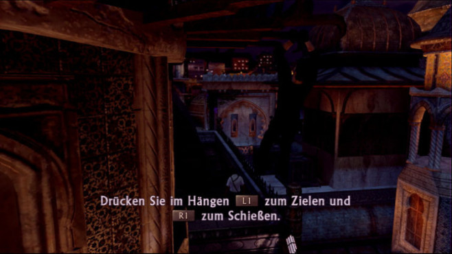 Komplettlösung Uncharted 2 – Among Thieves: Zielen