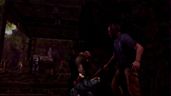 Komplettlösung Uncharted 2 – Among Thieves: Lager