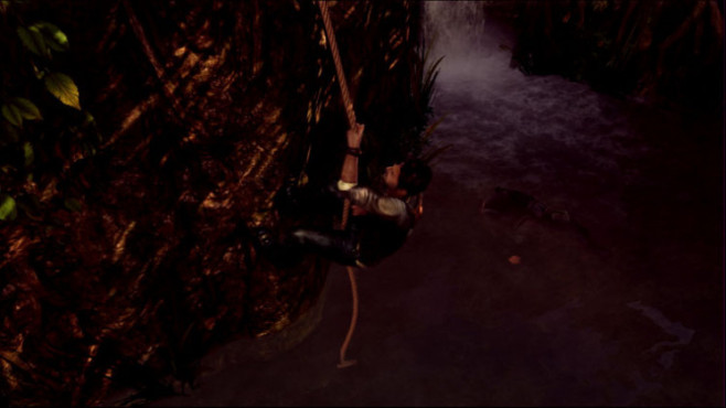 Komplettlösung Uncharted 2 – Among Thieves: Seil