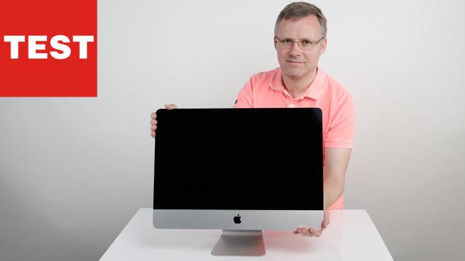 Apple iMac 21,5 Zoll (2019) ©COMPUTER BILD