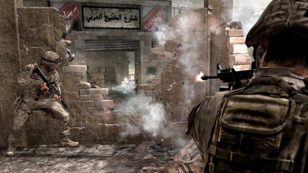 Video-Interview: Robert Bowling über Call of Duty – Modern Warfare 2