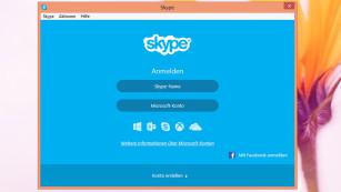 Windows 8.1: Diese 50 Gratis-Programme hat Microsoft vergessen! Die Maus-freundliche Version von Skype ist ein Muss für Nutzer, die regelmäßig chatten.©COMPUTER BILD