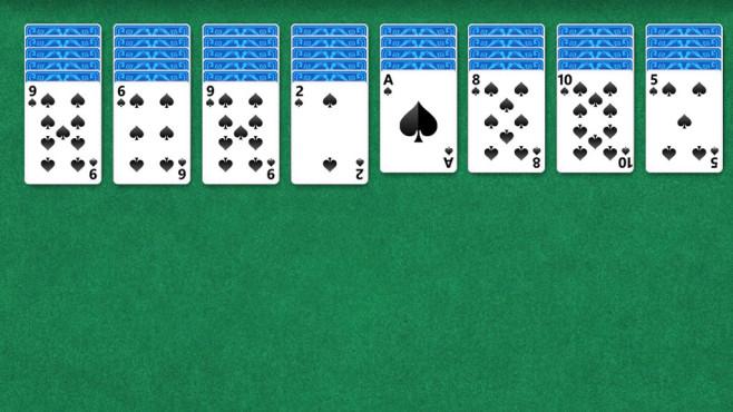 Windows Kartenspiele