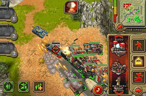 Command & Conquer – Red Alert: Panzer