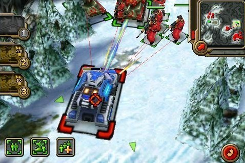 Command & Conquer – Red Alert: Zoom