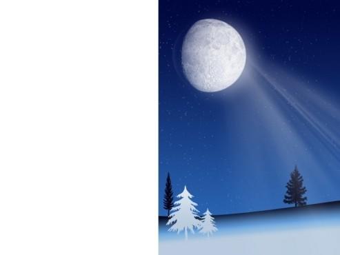 Weihnachtskarten zum Download