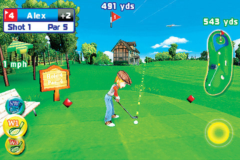 Sportspiel für iPhone, iPod touch Gameloft Sports Pack © Gameloft