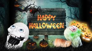 Grusel-Mix zu Halloween: Kostenlose eCards, Filme, Downloads, Spiele©brando, Ankaka, mythja- Fotolia.com
