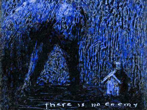 CD-Cover: Built to Spill – There is no Enemy