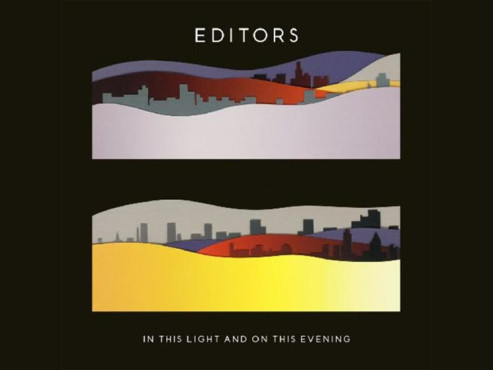 CD-Cover: Editors – In this Light and on this Evening