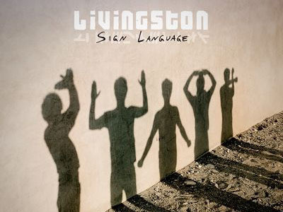 CD Cover: Livingston - Sign Language