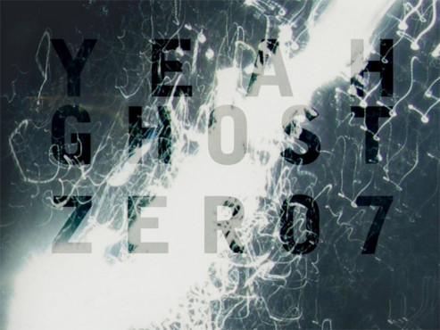 CD-Cover: Zero 7 – Yeah Ghost