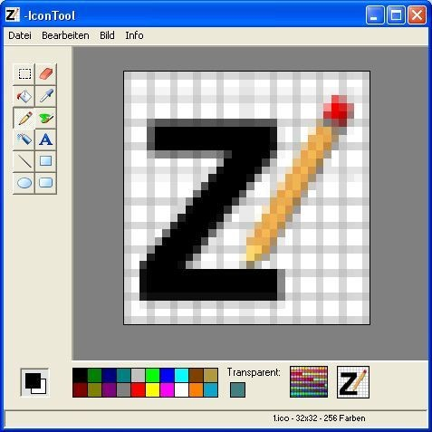 Screenshot 1 - Z-Icon