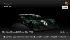 Rennspiel Gran Turismo PSP: Bentley©COMPUTER BILD