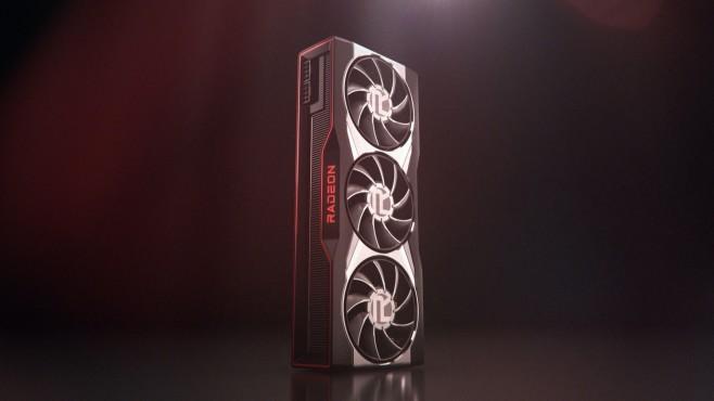 AMD Radeon RX 6800XT©AMD