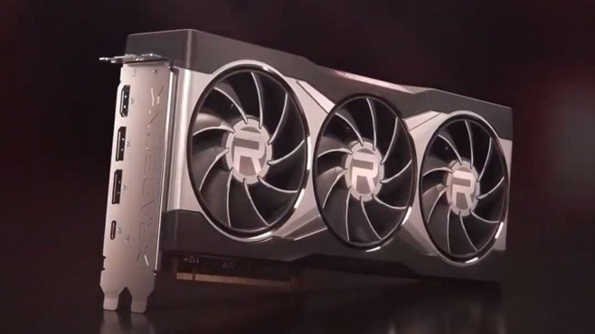 AMD Radeon RX 6900XT©AMD
