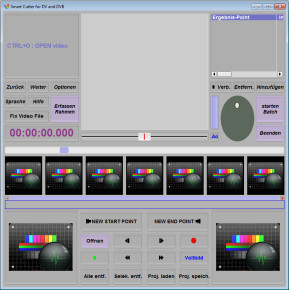 SmartCutter for DV and DVB