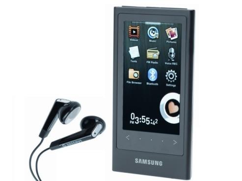 Samsung YP-P3 (8GB)