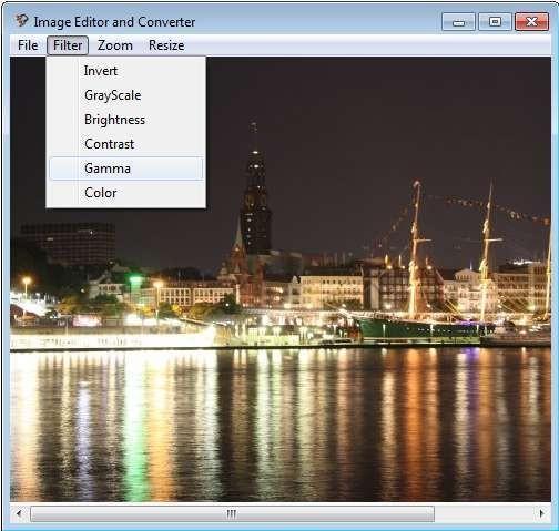 Screenshot 1 - Image Format Converter
