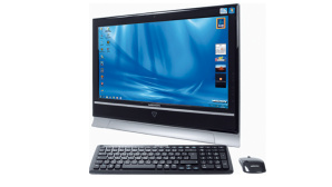 All-in-One-PC mit Touchscreen: Medion Akoya P4010 D