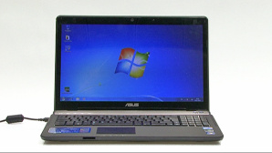 Asus N61VN-JX014V: Notebook im Video