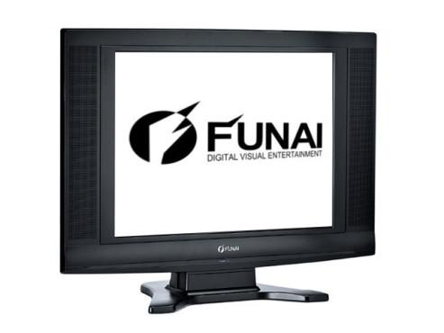 Flachbildfernseher von Funai
