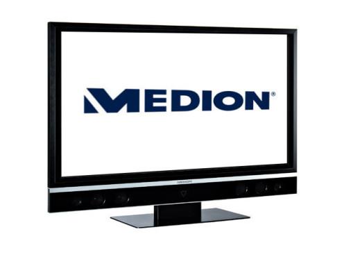 Flachbildfernseher von Medion