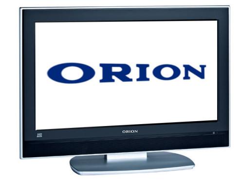 Flachbildfernseher von Orion