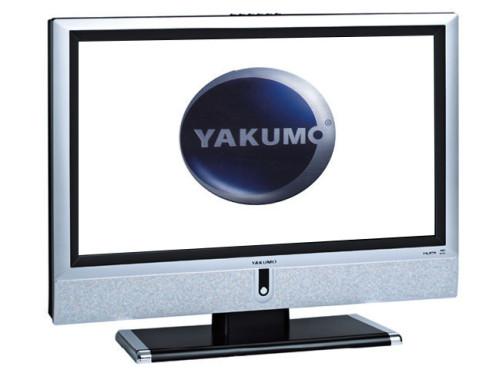 Flachbildschirm von Yakumo