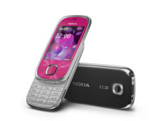 Slider-Handy Nokia 7230