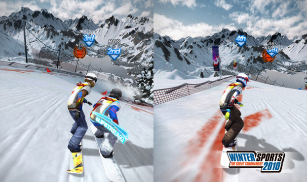 RTL Winter Sports 2010: Snowboard Cross