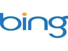 Logo der Suchmaschine Bing