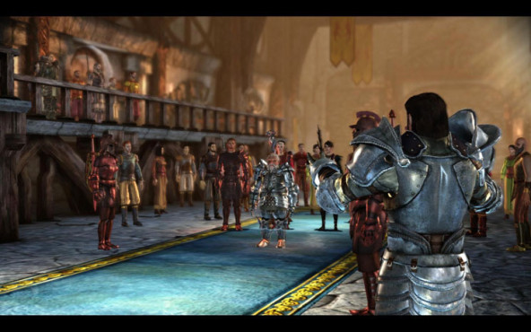Komplettlösung Dragon Age – Origins: Konfrontation