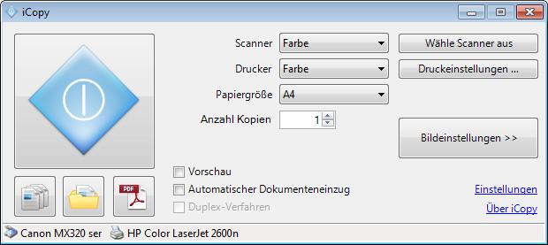 Screenshot 1 - iCopy