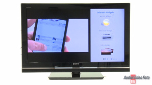 Video zum Testsieger: Flachbildfernseher Sony KDL-37W5800