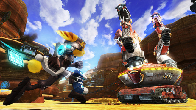 PS3-Hits 2009: Ratchet & Clank –  A Crack in Time