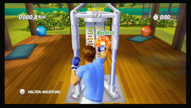 Wii-Hits 2009: EA Sports Active – Personal Trainer