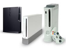 Spielekonsolen: PS3, Wii, Xbox 360©Computer Bild